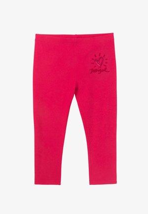 NERJA - Leggings - Trousers - red