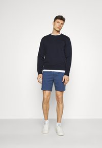 Selected Homme - SLHSTORM FLEX  - Shorts - federal blue/mix navy blazer - 1