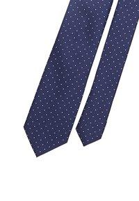Calvin Klein - DOT TIE  - Tie - navy - 2