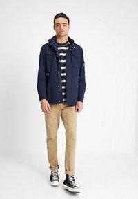 Bruun & Stengade - BS BUNZ - Summer jacket - navy - 1