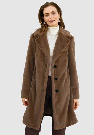 WEBPELZ - Winter coat - braun