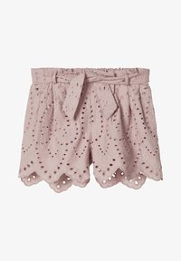 Name it - Shorts - deauville mauve - 0