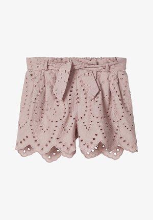 Shorts - deauville mauve