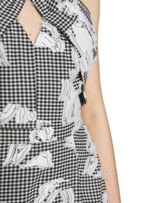 Three Floor - FLORENCE DRESS - Vestido informal - black/off white - 7