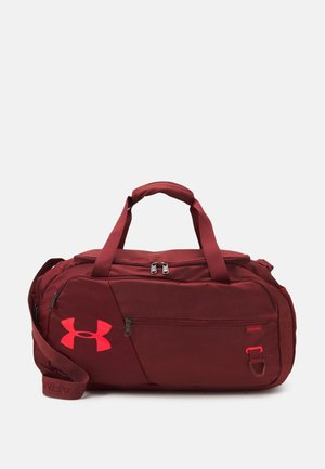 UNDENIABLE  - Torba sportowa - cinna red