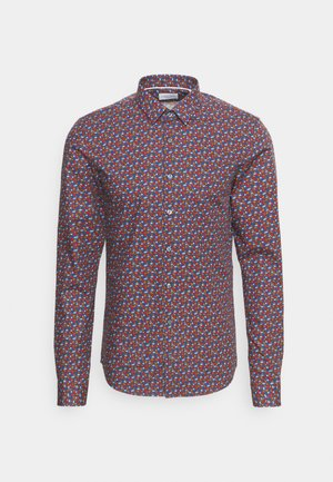 NATURAL STRETCH EXTRA SLIM  - Formal shirt - navy