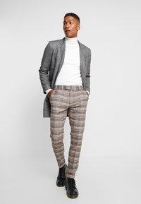 Only & Sons - ONSJULIAN KING - Short coat - dark grey melange - 1
