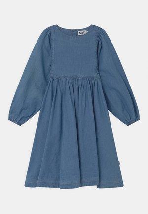 CALY - Denim dress - washed blue