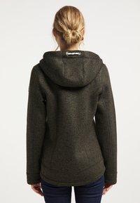 Schmuddelwedda - Light jacket - oliv melange - 2