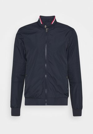 MONTANA - Summer jacket - blue