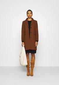 Selected Femme - SLFELINA - Short coat - dachshund - 1