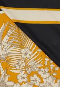 Anna Field - 2 PACK - Foulard - mustard yellow/black/grey - 2