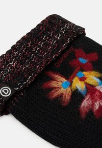 Desigual - HAT TWIST - Čepice - black
