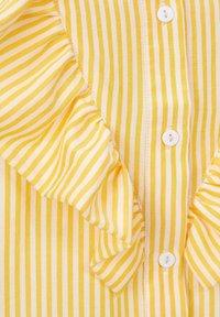 Sienna - Button-down blouse - gelb - 2