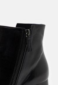 Homers - COCO - Boots à talons - black - 4