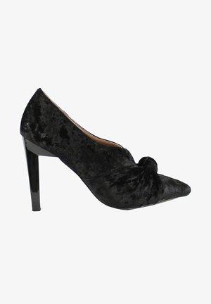 EL CABALLO - Zapatos altos - black