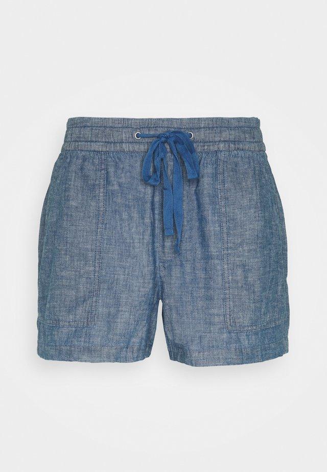 PULL ON UTILITY - Shorts - indigo