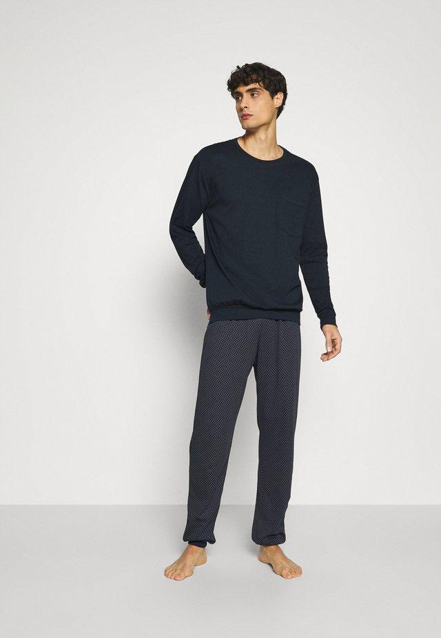 Pyjama - dunkelblau
