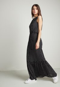 Tezenis - Maxi dress - nero st.pois - 1