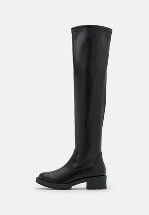 BIAPEARL LONG BOOT - Over-the-knee boots - black