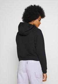 Nike Sportswear - HOODIE - Kapuzenpullover - black/white - 2