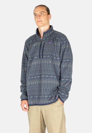 Sweatshirt - falconer legend new navy
