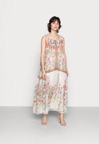 Derhy - SINGAPOUR DRESS - Maxi dress - off white - 1