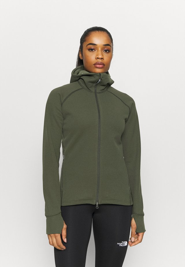 MONO AIR HOUDI - Training jacket - willow green