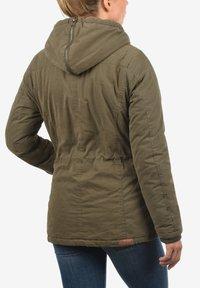 Desires - WINTERJACKE LEWANA - Winter jacket - khaki - 1