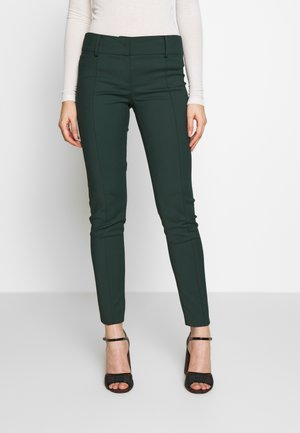 LOW FIT PANT - Trousers - dark green