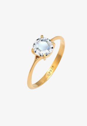SOLITÄR VERLOBUNG - Ring - gold