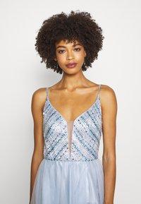 Luxuar Fashion - Společenské šaty - eisblau - 3