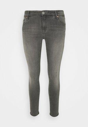 ANKLE - Skinny džíny - grey denim