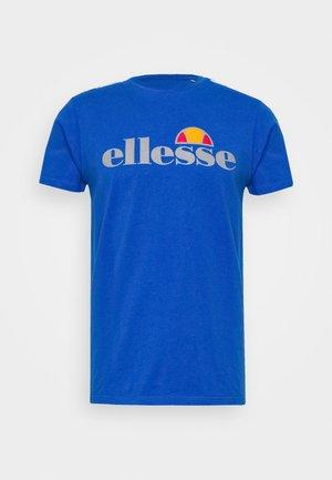 CELLA  - Print T-shirt - blue