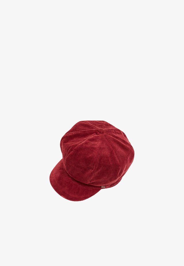 Muts - bordeaux red