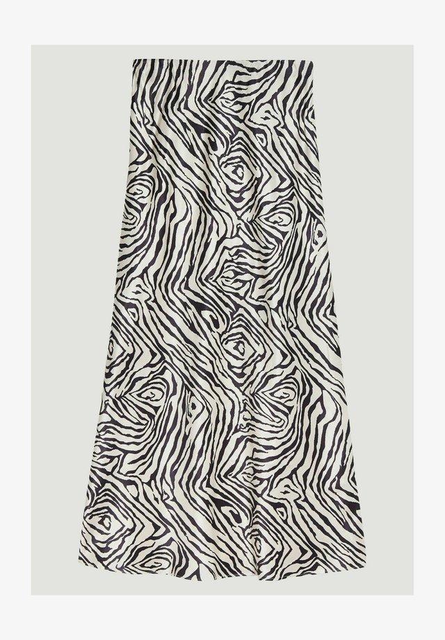 AALIYAH - Maxi skirt - sandshell