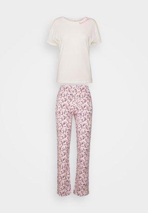 DITSY SET - Pijama - pink mix