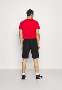 STAPLE PIGEON - PIPED UNISEX - Shorts - black - 2