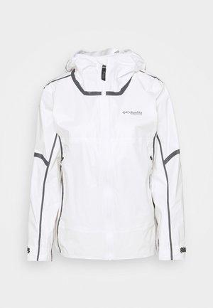 OUTDRY EXTREME™ NANOLITE™ SHELL - Veste imperméable - white