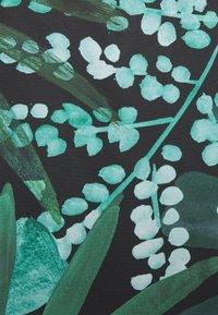 MAX&Co. - FREDDURA - A-linjainen hame - green pattern - 2