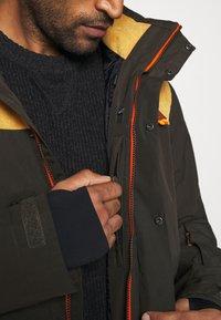 Icepeak - CHARLTON - Ski jacket - dark green - 5