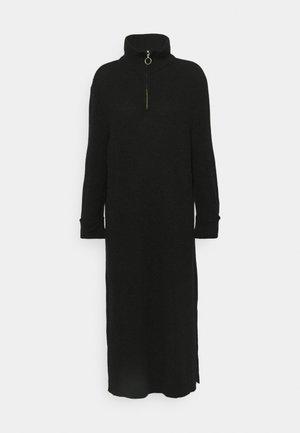 ONLTIA LIFE HIGHNECK DRESS - Jumper dress - black