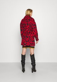 Diane von Furstenberg - MANON COAT - Classic coat - red - 2