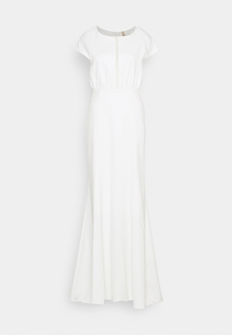 YAS - YASWESLEE MAXI DRESS CELEB - Occasion wear - star white