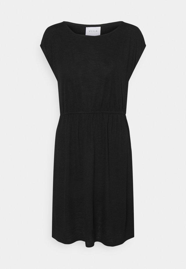 VINOEL DRESS - Denní šaty - black
