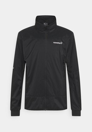 FALKETIND OCTA JACKET - Fleece jacket - caviar