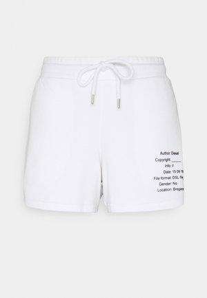 UFLB-SKYRT - Pyjama bottoms - white