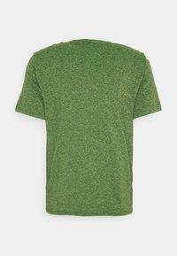 ODLO - RUN EASY 365 CREW NECK - T-shirt basique - lounge lizard melange - 1