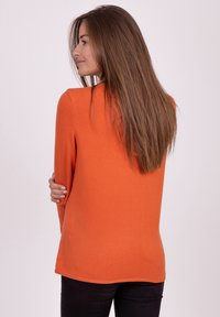 Key Largo - Long sleeved top - burned orange - 2