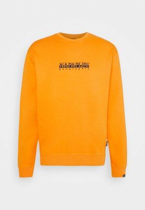 BOX UNISEX - Sweatshirt - yellow solar